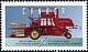 Canada, 88¢ Massey-Harris No. 21 Self Propelled Combine, 1942, 26 May 1995