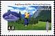 Canada, 43¢ Banff Springs Golf Club, 6 June 1995