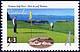 Canada, 43¢ Victoria Golf Club, 6 June 1995