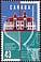Canada, 43¢ Lunenburg Academy, 29 June 1995