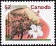 Canada, 52¢ Gravenstein tree, 31 July 1995