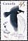 Canada, 45¢ Belted kingfisher, 15 August 1995