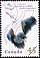 Canada, 45¢ Hoary bat, 15 August 1995