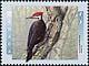 Canada, 45¢ Pileated woodpecker, 9 January 1996