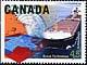 Canada, 45¢ Ocean technology, 15 February 1996