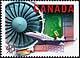 Canada, 45¢ Aerospace technology, 15 February 1996