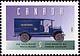Canada, 5¢ REO Speed Wagon, 8 June 1996