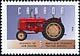 Canada, 5¢ Cockshutt 30 Farm Tractor, 1950, 8 June 1996