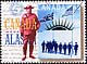 Canada, 45¢ [Superintendent Sam Steele, NWMP], 13 June 1996