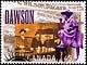 Canada, 45¢ [Dawson City, Yukon], 13 June 1996