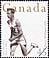 Canada, 45¢ Percy Williams, 8 July 1996