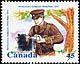 Canada, 45¢ Winnie and Lt. Colebourn, 1 October 1996
