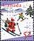 Canada, 52¢ [Santa and elf skiing], 1 November 1996
