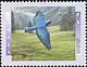 Canada, 45¢ Mountain bluebird, 10 January 1997