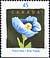 Canada, 45¢ Blue Poppy, 4 April 1997
