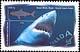 Canada, 45¢ Grand requin blanc, 30 mai 1997