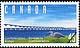 Canada, 45¢ Pont de la Conférération, 31 mai 1997