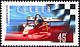 Canada, 45¢ Gilles Villeneuve, 12 juin 1997