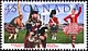 Canada, 45¢ Highland games, 1 August 1997