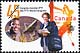 Canada, 45¢ 28e Congrés mondial IPTT, 18 August 1997