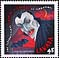 Canada, 45¢ Vampire, 1 octobre 1997