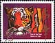 Canada, 45¢ Year of the Tiger, 8 January 1998
