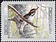 Canada, 45¢ Hairy woodpecker, 13 March 1998