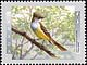 Canada, 45¢ Great crested flycatcher, 13 March 1998