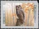 Canada, 45¢ Eastern screech-owl, 13 March 1998