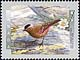 Canada, 45¢ Gray-crowned rosy-finch, 13 March 1998