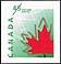 Canada, 45¢ ATM, 14 April 1998