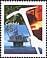 Canada, 45¢ CIM centennial, 4 May 1998