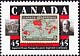 Canada, 45¢ Imperial penny postage, 29 May 1998