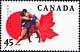 Canada, 45¢ [Sumo wrestlers in match], 5 June 1998