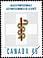 Canada, 45¢ Health professionals, 25 June 1998