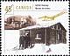 Canada, 45¢ Settler Housing, 23 September 1998