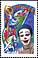 Canada, 45¢ [Clown / Equestrian acts], 1 October 1998