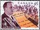 Canada, 45¢ John Peters Humphrey, 7 October 1998