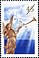 Canada, 45¢ [Angel of the Last Judgement], 6 November 1998