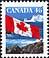 Canada, 46¢ [Flag / Iceberg], 28 December 1998