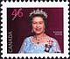 Canada, 46¢ [Elizabeth II], 28 December 1998