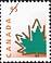 Canada, 95¢ [green stylized maple leaf], 28 December 1998