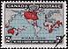 Canada, 2¢ [La poste impériale à un penny], 7 décembre 1898