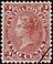 Canada, 2¢ [Victoria], 1 August 1864