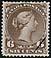 Canada, 6¢ [Victoria], 1 April 1868