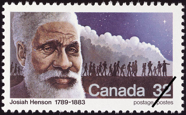 Stamp of Josiah Henson