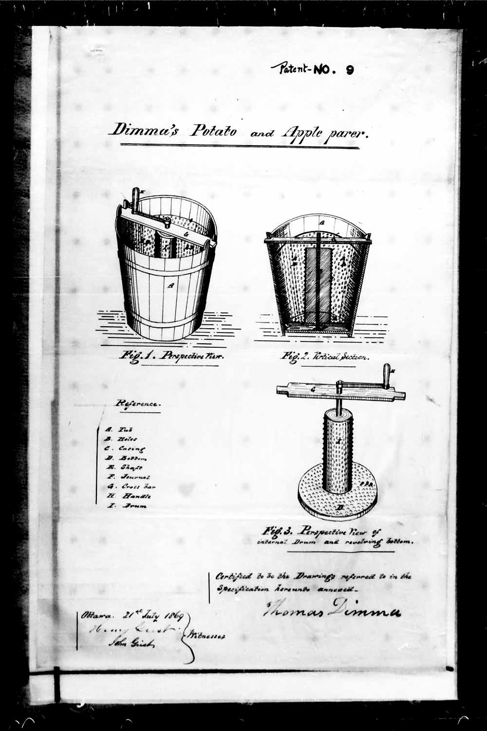 A POTATO AND APPLE PARER, p. 7