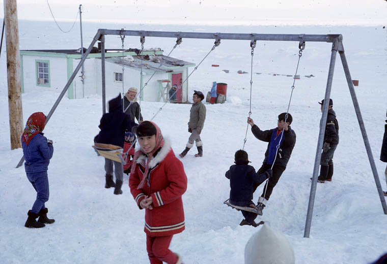 rencontre inuit