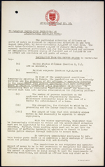 Circular to immigration officers, August 14, 1930