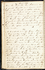 Robert Hume's diary entries of May 26 to 29, 1836